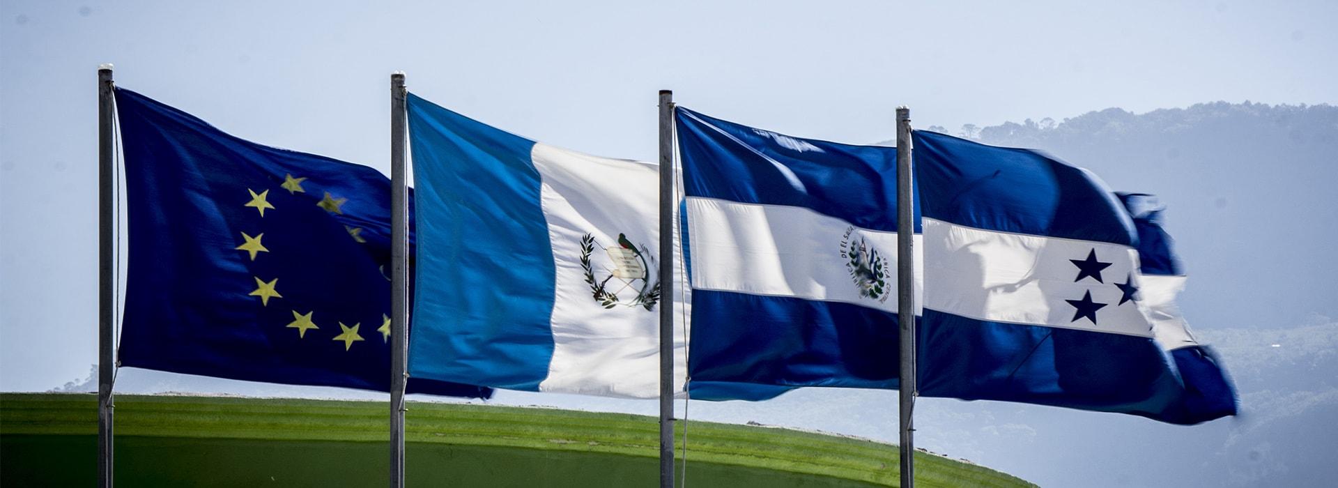 Mancomunidad Trinacional</br>Fronteriza Rio Lempa</br><small>Guatemala • El Salvador • Honduras</small>